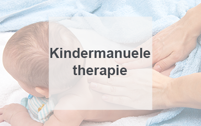 Kindermanueel therapie