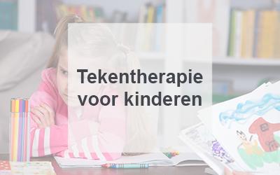 Tekentherapie voor kinderen Harderwijk Hierden Nunspeet